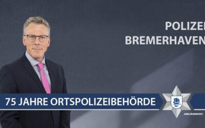 GRUSSWORT DES DIREKTORS DER ORTSPOLIZEIBEHÖRDE