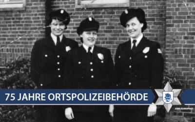 FRAUEN BEI DER POLIZEI