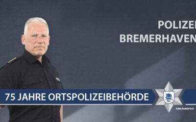 GRUSSWORT DES LEITERS DER SCHUTZPOLIZEI
