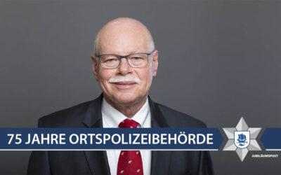 GRUSSWORT DES SENATOR FÜR INNERES BREMEN